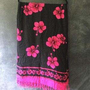 SARONG /SHAWL/WRAP/COVER-UP/SCARF